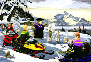 Test your Snowmobiling Knowledge