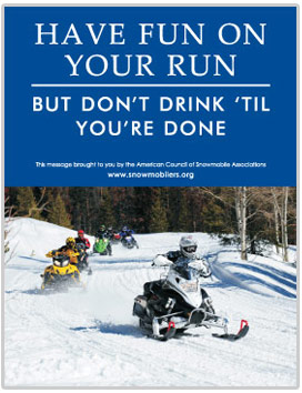 Have Fun on Your Run poster